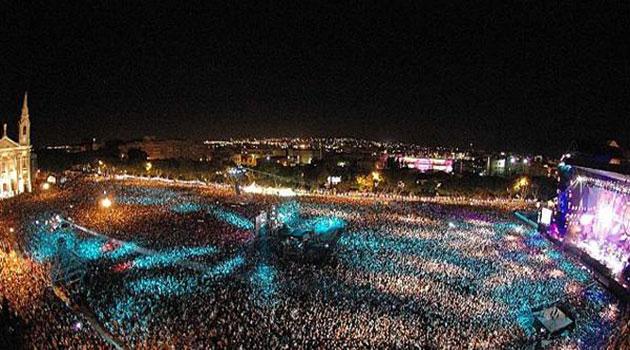 12. mtv malta muzik festivali