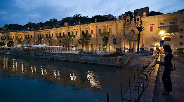 Maltada Gezilecek ve Görülecek Yerler - Malta Dil Okulları