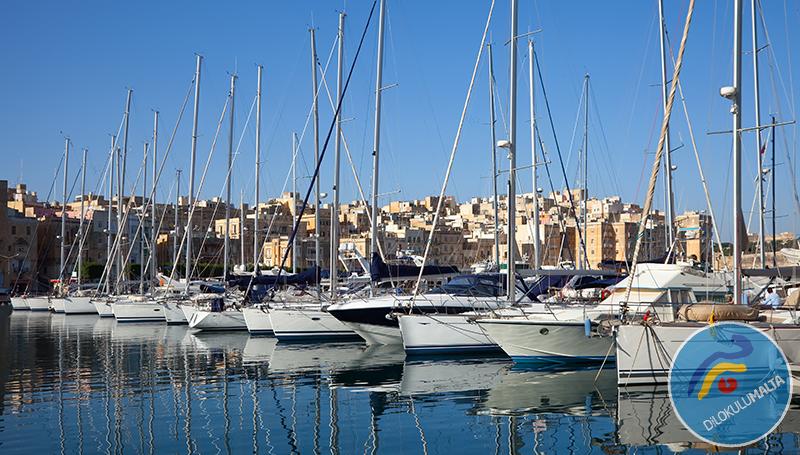 Malta'da Yat Yarışı