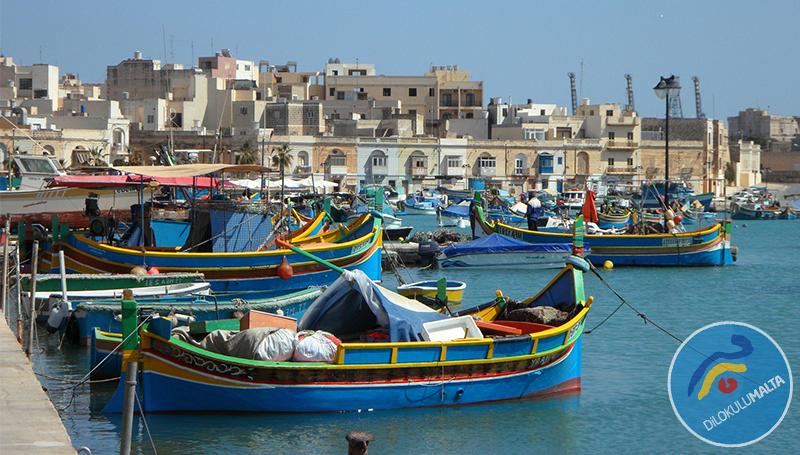 Malta'da Mutlaka Görmeniz Gereken 10 Yer - marsaxlokk