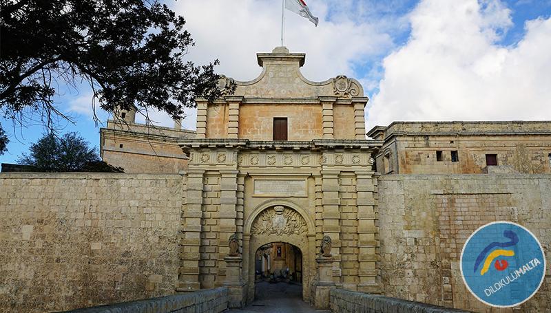 Malta'da Mutlaka Görmeniz Gereken 10 Yer - mdina