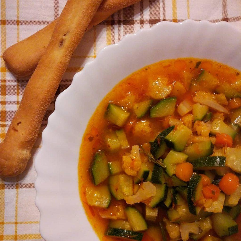 Malta'ya Özgü Yemekler - Minestra