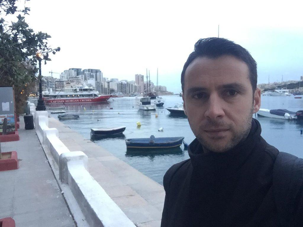 Süper Lig Hakemi Emrah Ünal Malta'da - 1