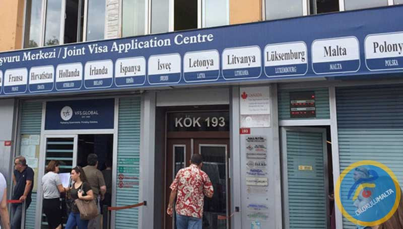 Ankara Malta Vize Başvuru Merkezi Taşındı