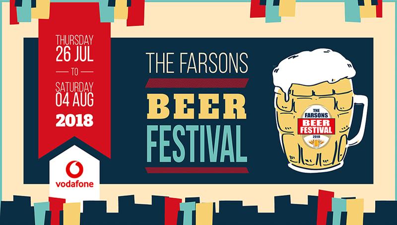 Farson's Bira Festivali - Malta Festivalleri