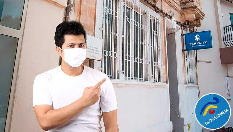 Linguatime Dil Okulu Koronavirüs Uyarısı