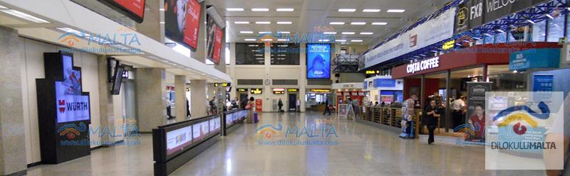 Malta Havaalanı