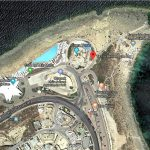 Malta Ta Fra Ben Plajı Haritası