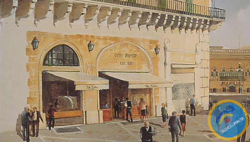 Malta'nın En iyi 5 Kafesi - Malta'da Harika Manzaralı En iyi 5 Kafe