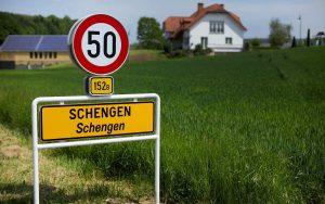 Schengen Kasabası Luksemburg