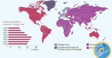 Schengen Vize Ücreti Zammı