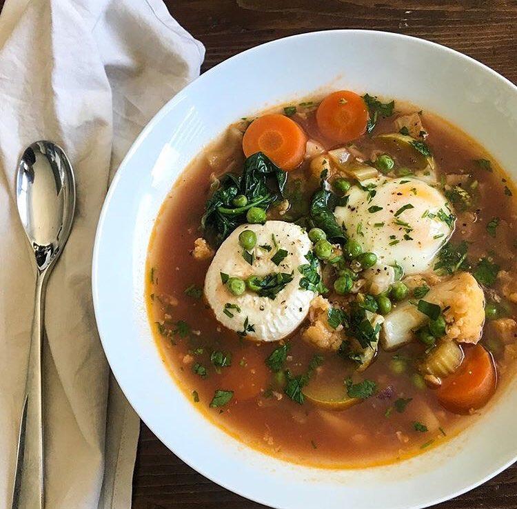malta'ya özgü yemekler - Soppa Ta' l-armla