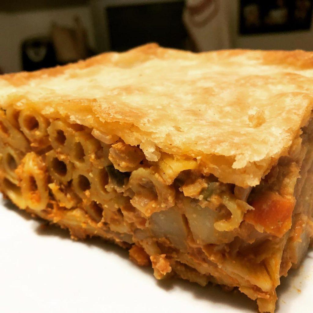 Malta'ya Özgü Yemekler - Timpana